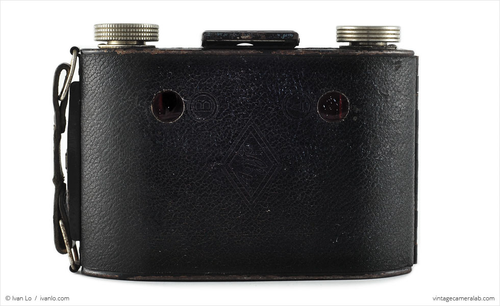 Agfa PD16 Clipper (rear view)