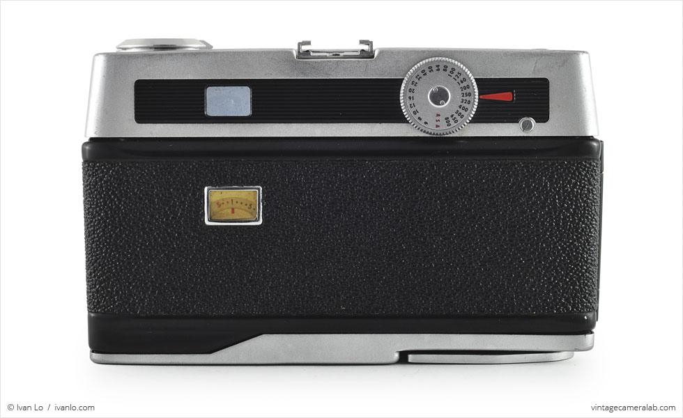 Ansco Anscomark M (rear view)