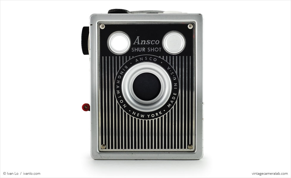 Ansco Shur-Shot (front view)