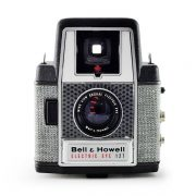 Bell & Howell Electric Eye 127 (front view)