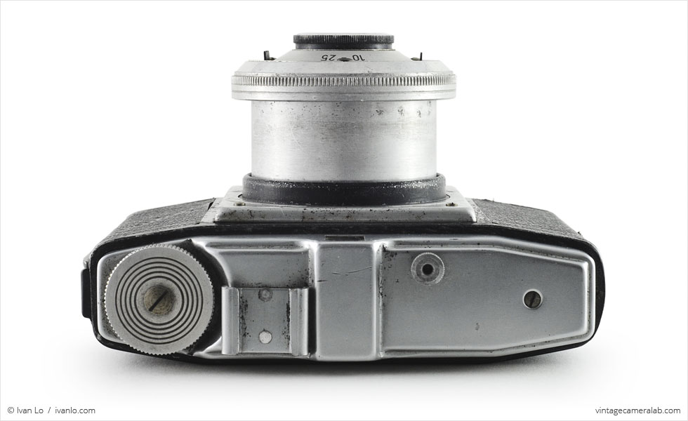 Dacora Digna (top view, lens extended)