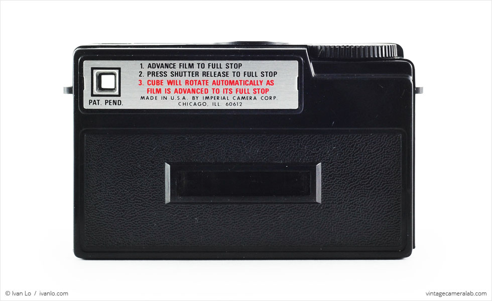 Imperial Instant Load 900 (rear view)