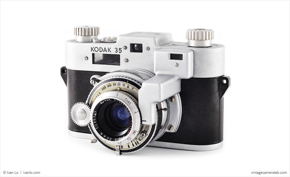 Kodak 35 RF (three quarters)