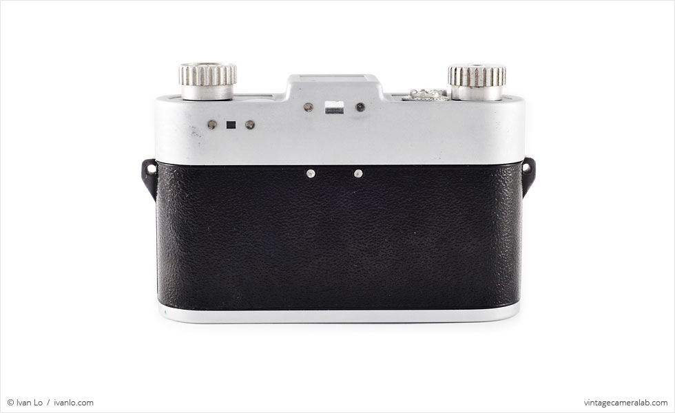 Kodak 35 RF (rear view)