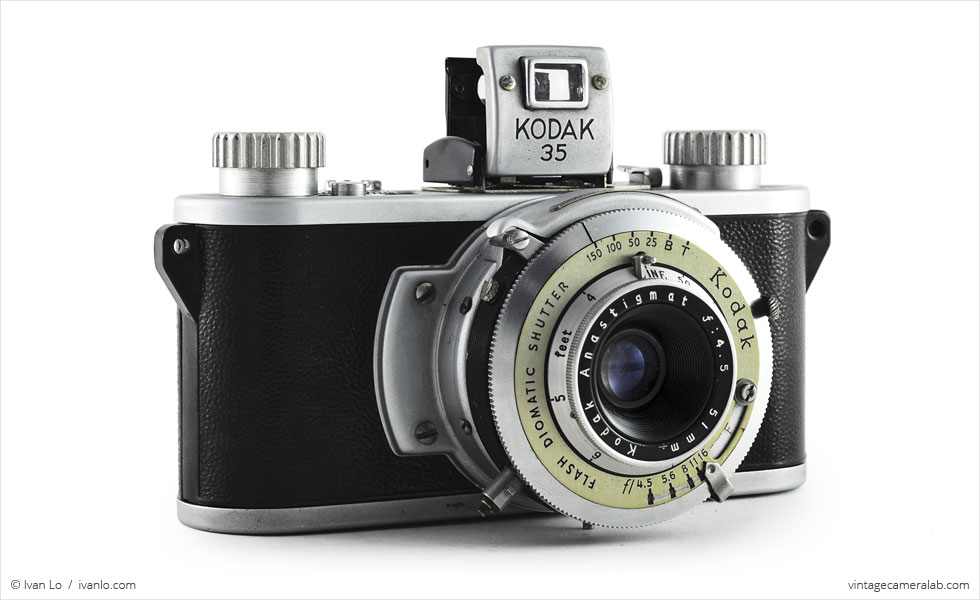 Kodak 35 (three quarters)