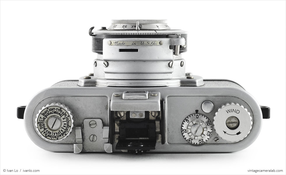 Kodak 35 (top view)
