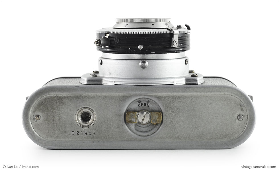 Kodak 35 (bottom view)