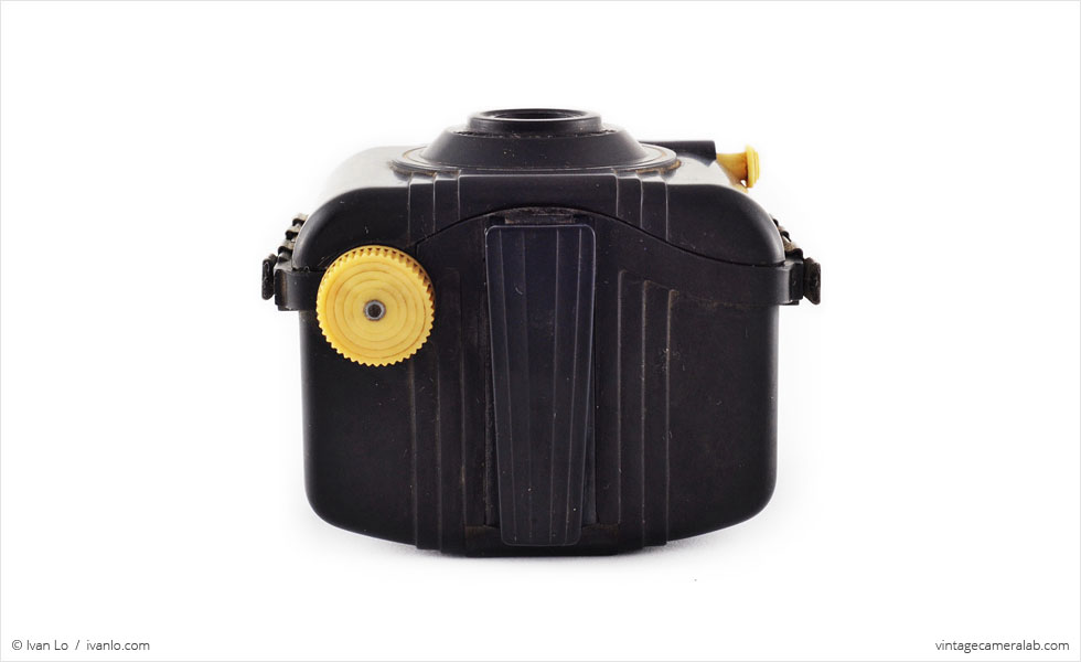 Kodak Baby Brownie Special (top view)
