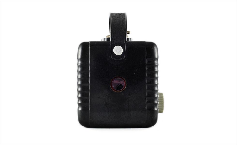 Kodak Brownie Hawkeye (rear view)