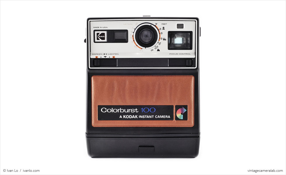 Kodak Colorburst 100 (front view)
