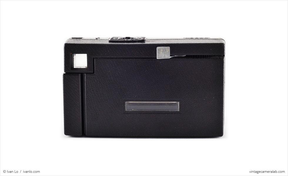 Kodak Instamatic X-35 (rear view)