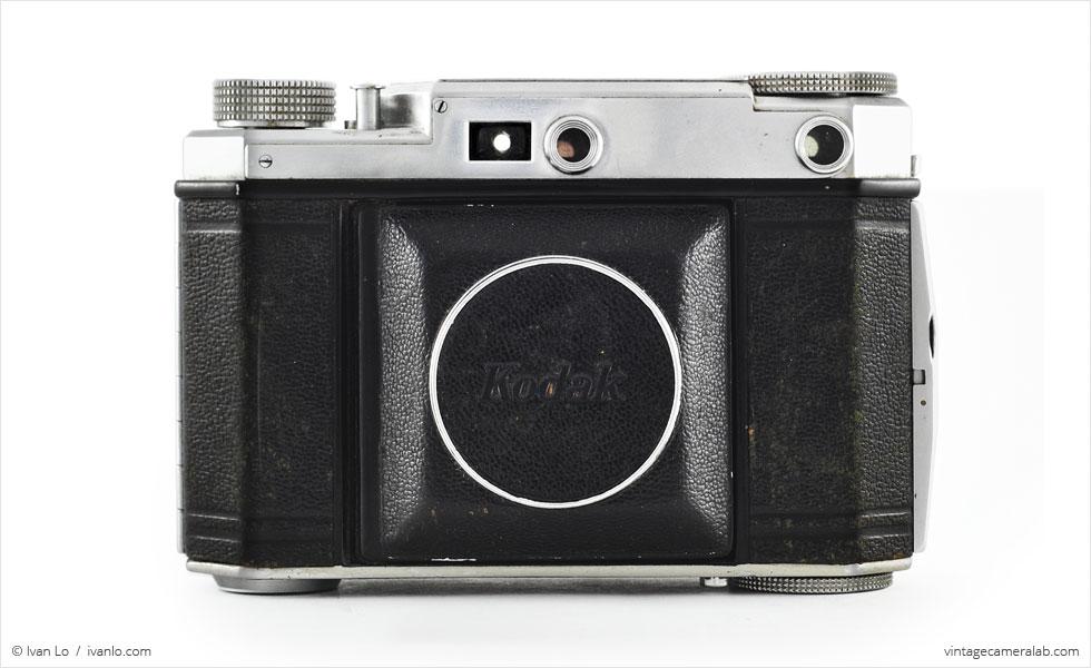 Kodak Retina II (front view}