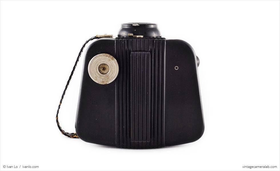 Kodak Six-20 Bull's Eye (top view)