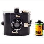 Kodak Six-20 Bull's Eye (with 35mm cassette for scale)