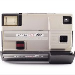 Kodak Tele Disc (front view, open)