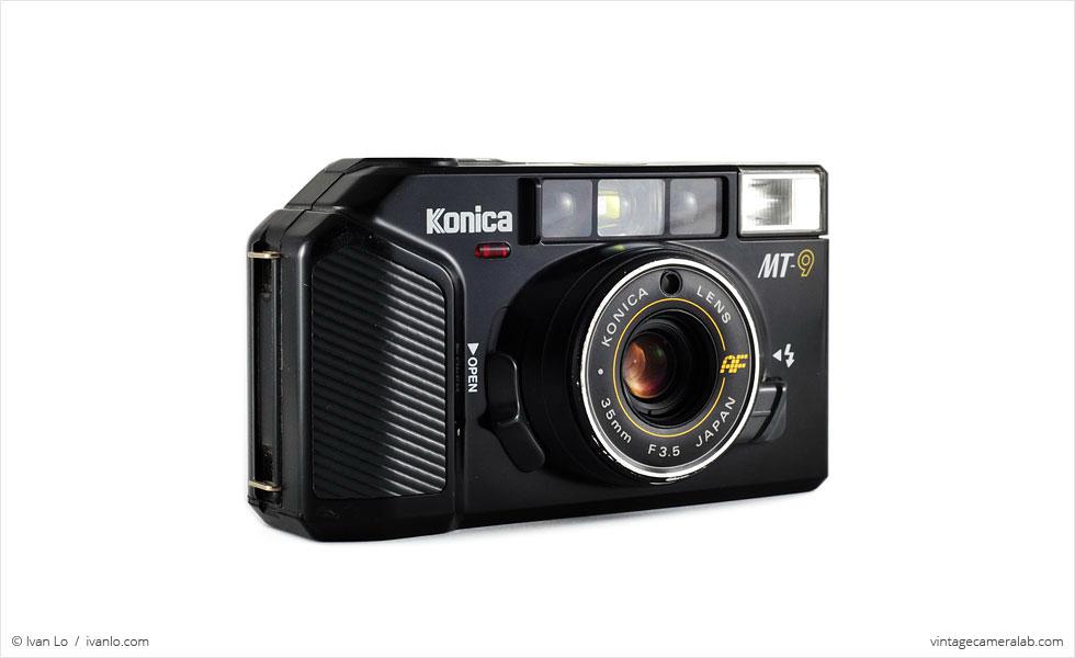 Konica MT-9 (three quarters)