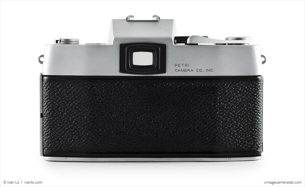 Petri Flex 7 (rear view)