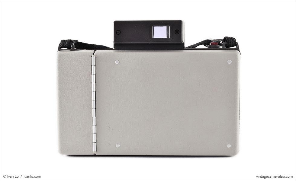 Polaroid Land Model 104 (rear view)