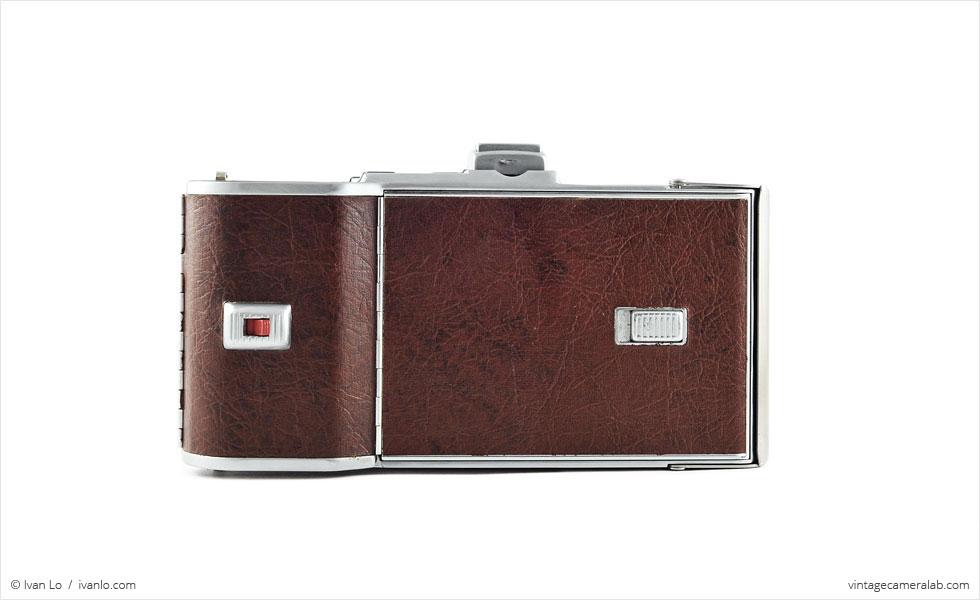 Polaroid Land Model 95A (rear view)
