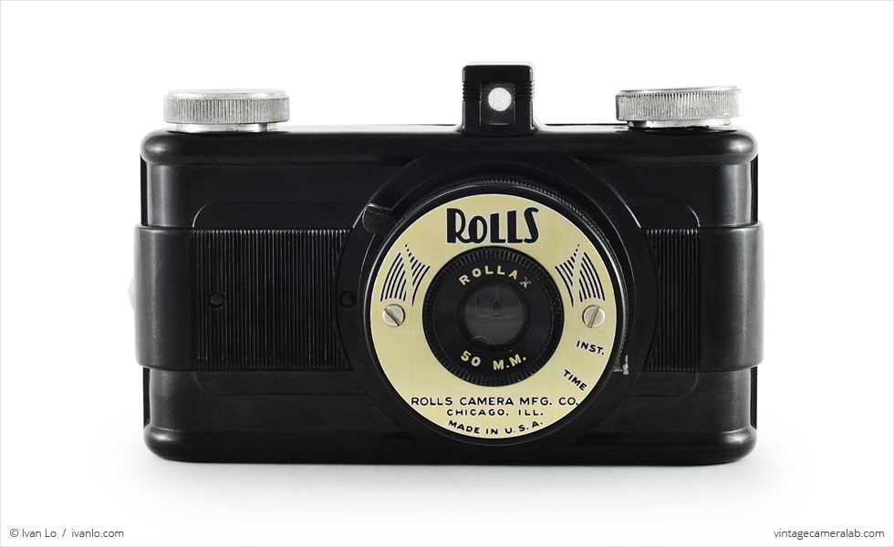 Rolls (front view)