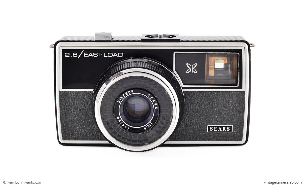 Sears 2.8 / Easi-Load (front view)