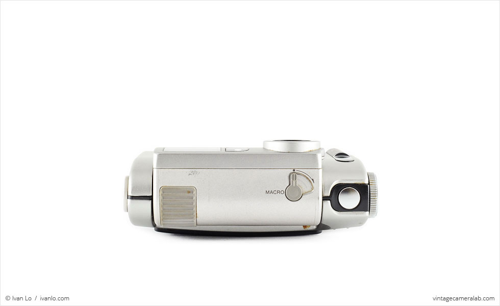 Sony DSC-F1 (top view)