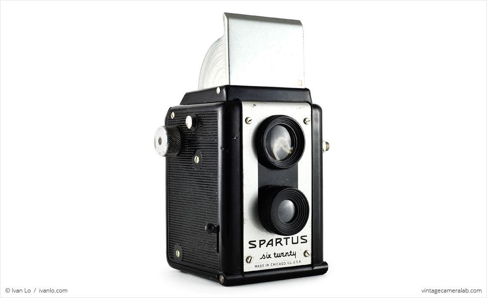 Spartus Six Twenty (three quarters, open)