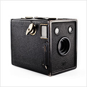 Read about the Agfa B-2 Cadet camera on Vintage Camera Lab