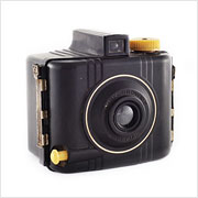 Read about the Kodak Baby Brownie Special camera on Vintage Camera Lab