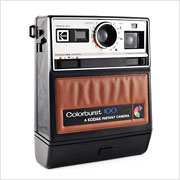 Read about the Kodak Colorburst 100 camera on Vintage Camera Lab