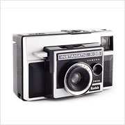 Read about the Kodak Instamatic X-35 camera on Vintage Camera Lab