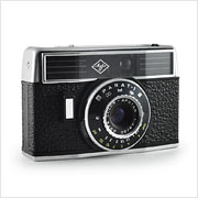 Read about the Agfa Parat-I camera on Vintage Camera Lab