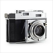 Read about the Ansco Karomat camera on Vintage Camera Lab