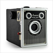 Read about the Ansco Shur-Shot camera on Vintage Camera Lab