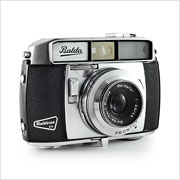 Read about the Balda Baldessa Ia camera on Vintage Camera Lab