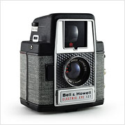 Read about the Bell & Howell Electric Eye 127 camera on Vintage Camera Lab