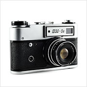Read about the FED-5B camera on Vintage Camera Lab