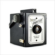 Read about the Herco Imperial 620 Snap Shot camera on Vintage Camera Lab