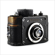 Read about the KMZ F-21 Ajax camera on Vintage Camera Lab
