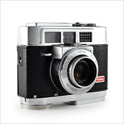 Read about the Kodak Motormatic 35F camera on Vintage Camera Lab