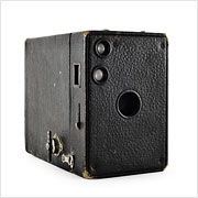 Read about the Kodak No. 2A Brownie Model B camera on Vintage Camera Lab