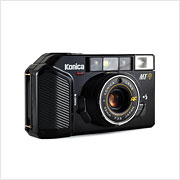 Read about the Konica MT-9 camera on Vintage Camera Lab