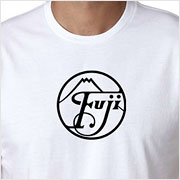 Buy a vintage Fujifilm logo T-shirt on Vintage Camera Lab