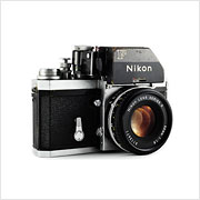 Read about the Nikon F camera on Vintage Camera Lab