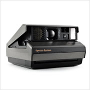 Read about the Polaroid Spectra camera on Vintage Camera Lab