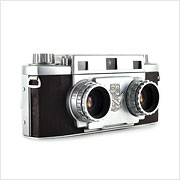 Read about the Revere Stereo 33 camera on Vintage Camera Lab
