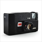 Read about the Rollei A26 camera on Vintage Camera Lab