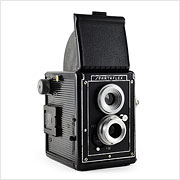 Read about the Spartus Spartaflex camera on Vintage Camera Lab