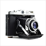 Read about the Toyoca Six camera on Vintage Camera Lab