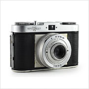 Read about the Wirgin Edixa camera on Vintage Camera Lab